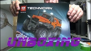 Lepin - 23011B - TECHNICAN - Offroad Vehicle - Unboxing deutsch