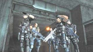 Binary Domain - First Gameplay