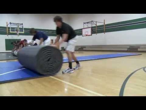 Video: Dollamur Martial Arts Flexi-Roll® Mat