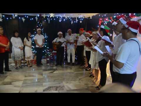 SABAH CREDIT CORP = EAST WING CHOIR GROUP 31 DEC 2018 Christmas Celebration