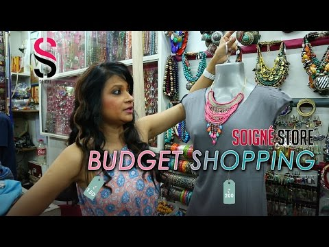 Budget Shopping with Amritha Ram | Real buy Fashion Exploration at Pondicherry | Soigné Store