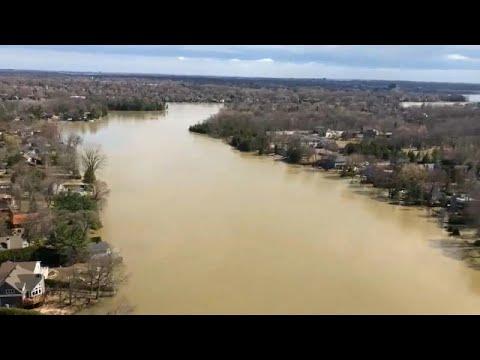 شاهد:الفيضانات تضرب كندا خلال العطلة الربيعية  - نشر قبل 2 ساعة