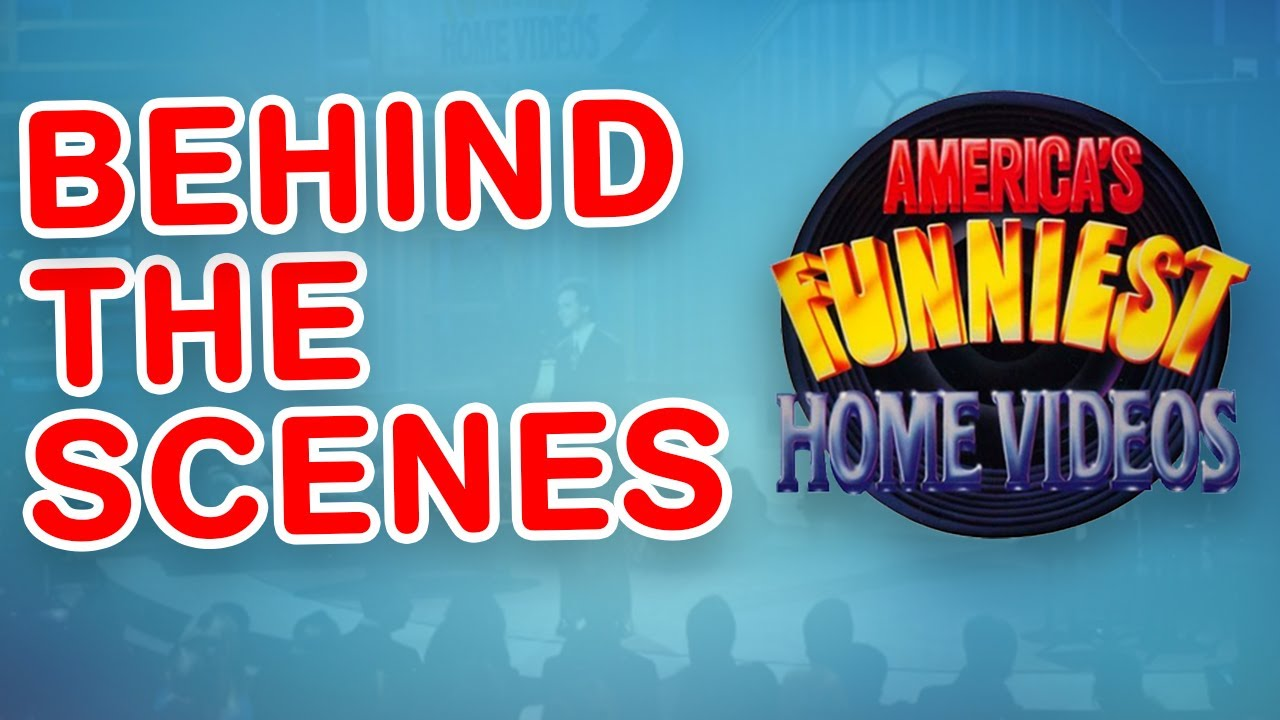 behind the scenes america s funniest home videos youtube