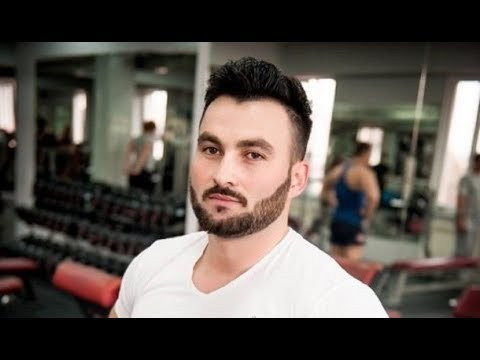 Ridvan Mejitov, a manager fond of powerlifting