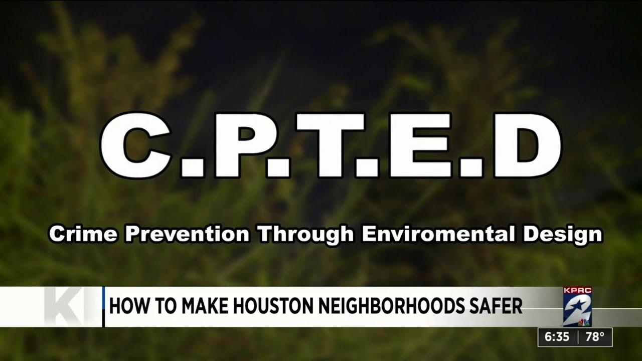 How to make Houston neighborhoods safer