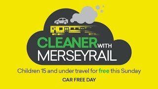 Kids go free with Merseyrail on Car Free Day 2019   The Guide Liverpool