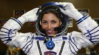 Famous Female Astronauts