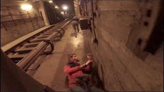 Как легко попасть в метро, обычному человеку
