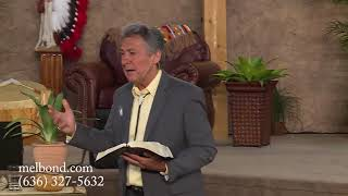 Give All Of Your Cares To God (Part 2) - June 17, 2018 - Mel Bond
