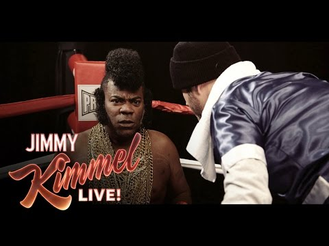"""Clubber"" - A Sequel to ""Creed"" Starring Tracy Morgan & Jimmy Kimmel"