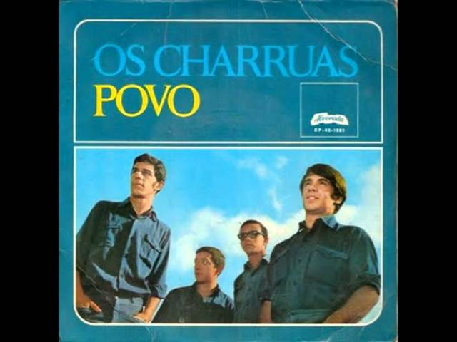 Os Charruas - Love, Love are the Words (1968)