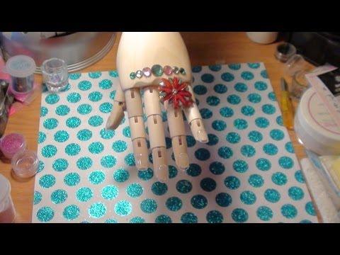 DIY Wooden Nail Trainer Hand($30.00 Vs $150.00)