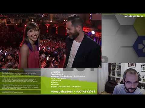 Conferencia UBISOFT - Directo E32018 - #E3Jota2018