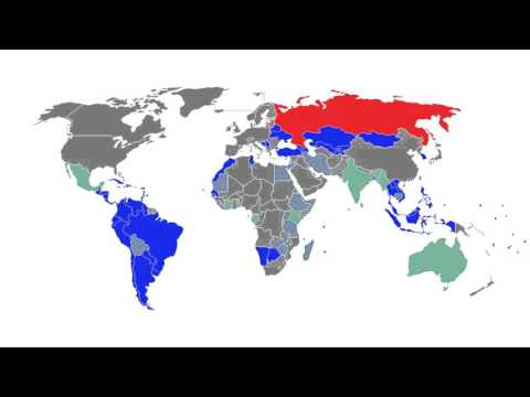 Visa requirements for Russian citizens