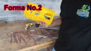 3 formas de realizar el corte 45 sin ser carpintero