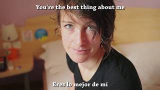 U2- Youre the Best Thing About Me (LETRA) (Audio) (Lyrics) (SUBTITULADA) (SUB)(ESPAÑOL)