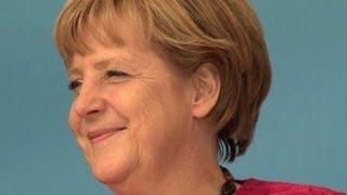 A. Merkel, de l'Allemagne de l'Est à la Chancellerie allemande