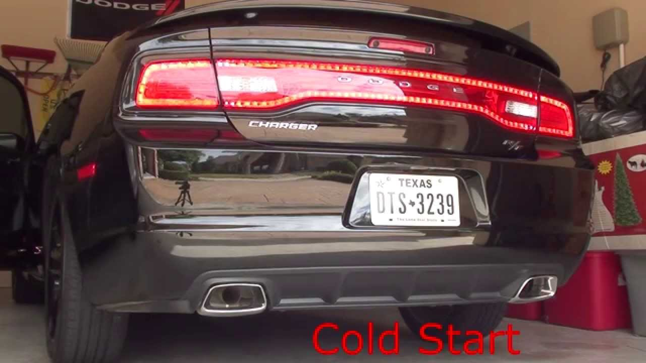 2014 dodge charger r t magnaflow exhaust without resonators