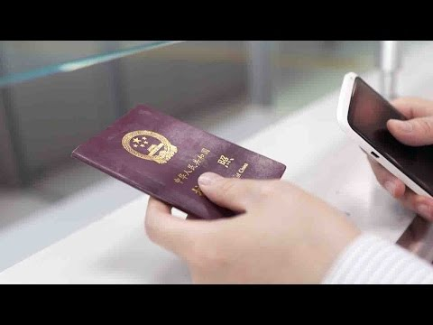 Chinese passport enjoys visa-free access to more countries