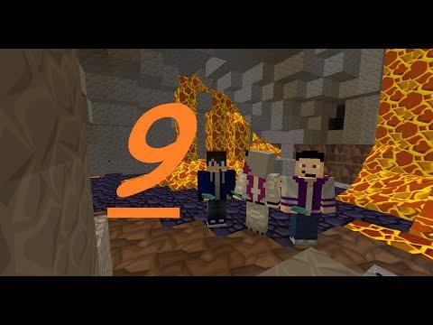 Breaking Block Minecraft #009 ab nach Hause !!!