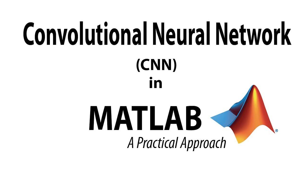 Convolutional Neural Network in Matlab
