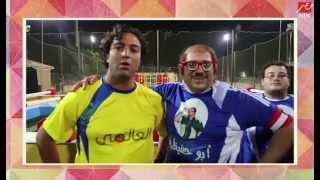 MBC مصر   كواليس حلقة  كابتن أحمد حسام ميدو  مع أبو حفيظة فى أسعد الله مساءكم