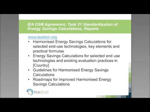Energy savings and greenhouse gas emissions