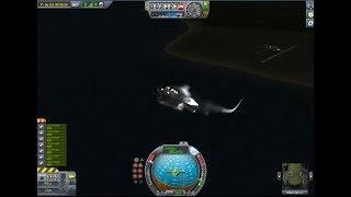 "Pearl's Spaceship from ""Steven Universe"" - Kerbal Space Program"
