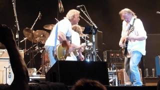Neil Young & Crazy Horse Walk Like A Giant Tahoe 2012