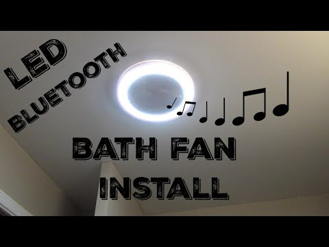 bath-fan-installation---home-networks-led-bath-fan-with-bluetooth-speaker