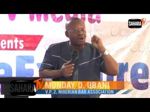 Ubani Mocks Uba's Defection to APC, Says Ruling Party Is Corrupt