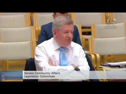 Feminist Australian Senator put on the Spot for Using the term 'Mansplaining'