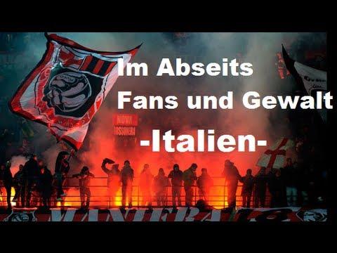 Im Abseits Fans und Gewalt - Italien DSF-Dokumentation