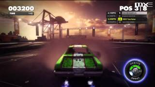 DiRT Showdown - Knock Out Gameplay HD