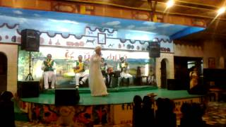 Sudanese music in Habesha Cultural Club in Addis Abeba, Ethiopia