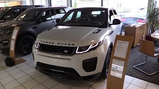 land rover range rover evoque 2016 2017 in depth review interior exterior