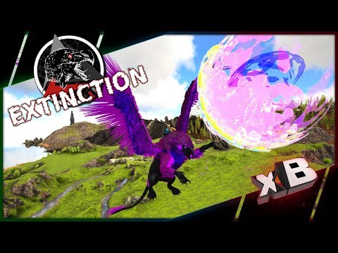 Reckless Griffin! :: Modded ARK: Extinction | Parados :: E21 - xBCrafted