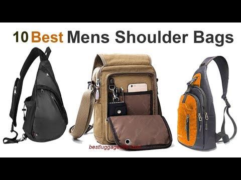 a3d9ec847ad2 Best Mens Shoulder Bags | Ten Best Sling Mens Office Shoulder ...