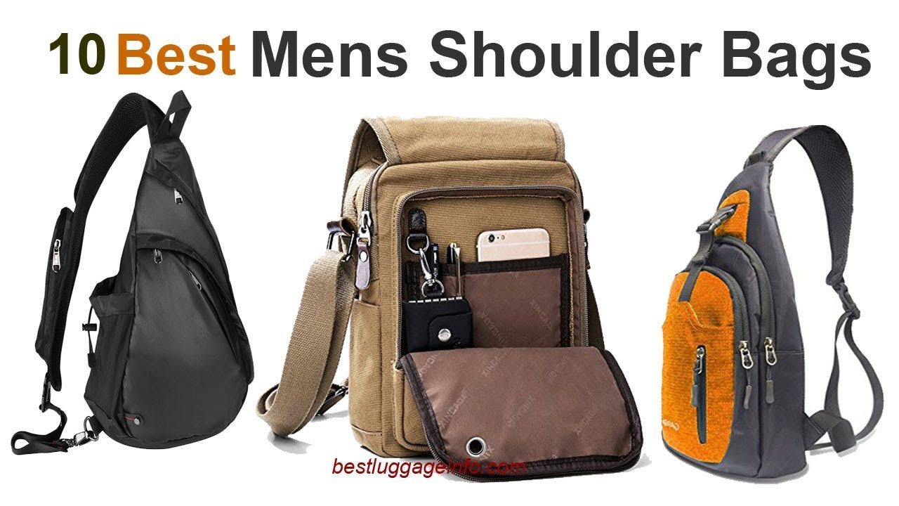 Best Mens Shoulder Bags Ten Sling Office Messenger