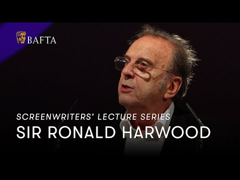 Ronald Harwood: Screenwriters' Lecture Highlights