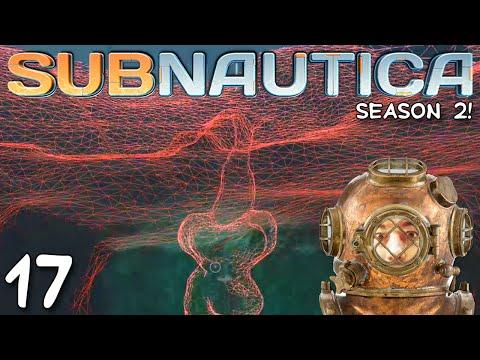 """Subnautica Gameplay S02E17 - """"SONAR & ELECTRIC DEFENSES!!!"""" 1080p PC"""