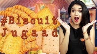 #BiscuitJugaad | #Jugaad | DIY Thumbnail