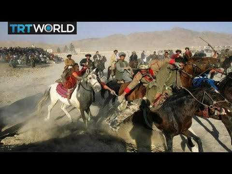 Buzkashi Polo: Equestrian sport with an Afghan twist
