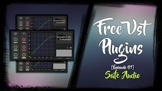Free Vst Plugins : Episode 1 | SAFE Audio Plugins