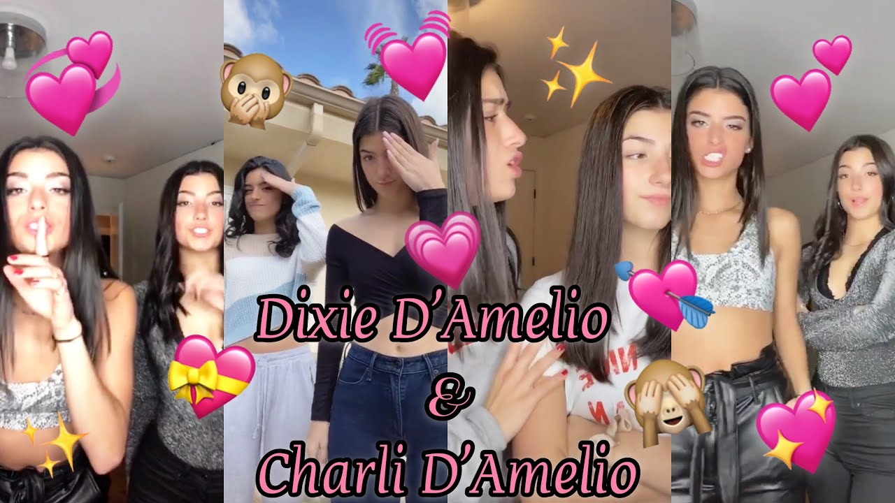 Charli Dixie D Amelio Cutest Moments Youtube