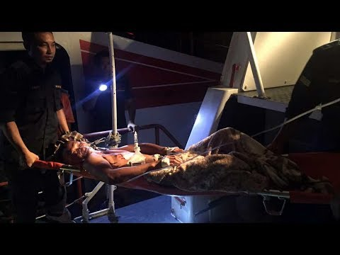 Man survives crocodile attack in Sabah