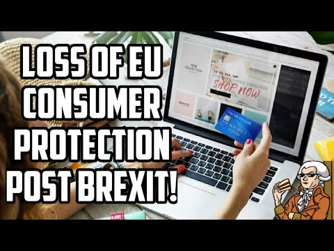 Brexit Mess - How Consumers Lose Out Because Of Brexit!