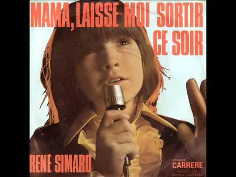 René Simard - Une maman c' est toi