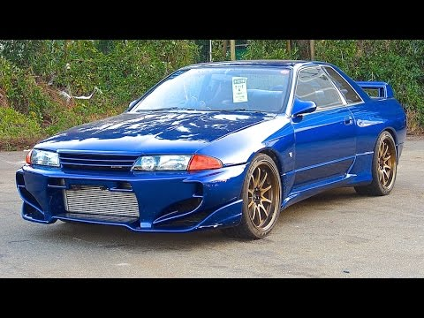 1990 Nissan Skyline Gt R Usa Import Japan Auction Purchase