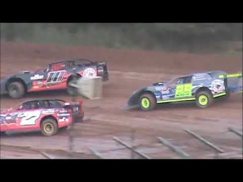 Brett McDonald Heat Race Lernerville Speedway 7/19/19